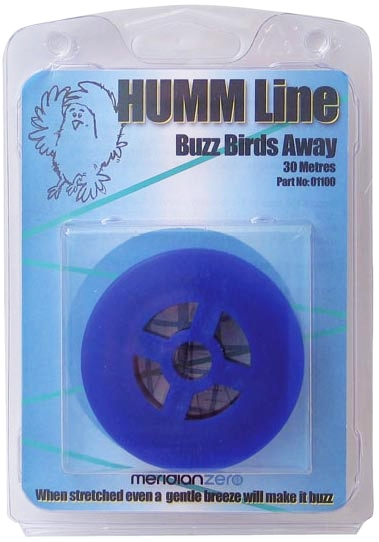 Humm Line - Buzz Birds Away!