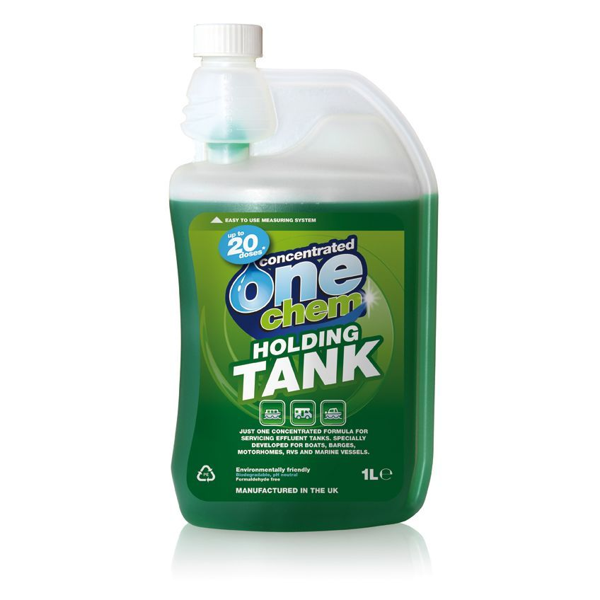 One Chem Concentrated Holding Tank Treatment - 1 Litre