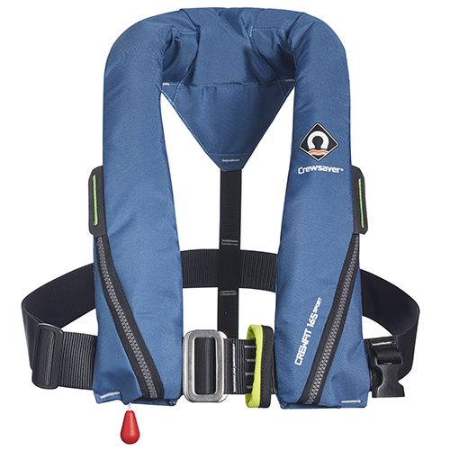 Crewsaver Crewfit 165N Sport Lifejacket - Automatic with Harness