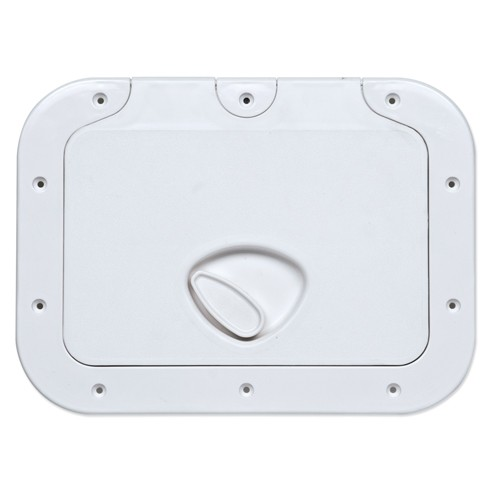 Hinged Inspection Hatch