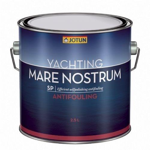 Jotun Yachting Mare Nostrum Self Polishing Antifouling Paint - 2.5L