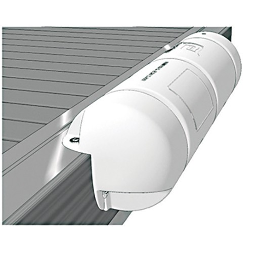 Plastimo Small White Pneumatic Dock Fender 18cm x 40cm