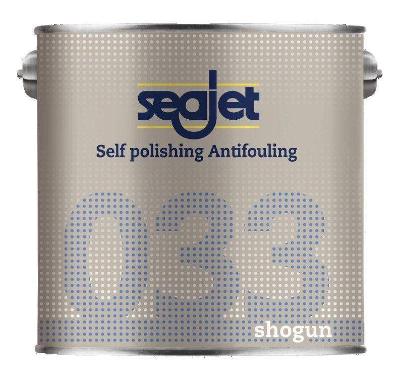 Seajet 033 Shogun antifouling - Sailing Today