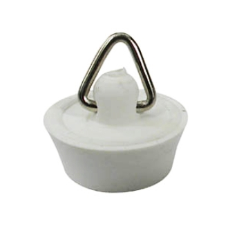 Small Rubber Sink Plug  22mm